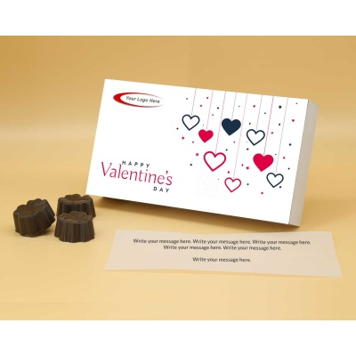 Customised Gift | Fruit  Nuts Chocolates 12Pcs  Valentaine Day 04FNNP1