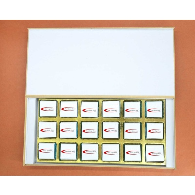 Chocolates For Valentine Gift | Wrappper Printed 18pcs  Valentaine Day 04FNWP6