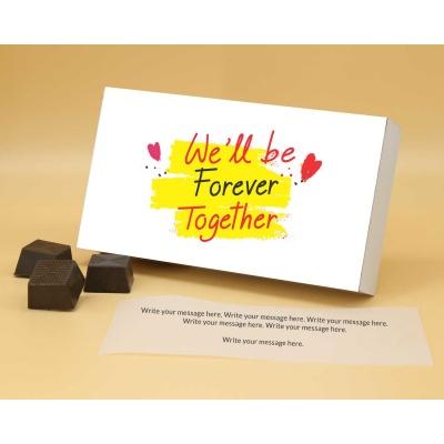 Best Gift For Valentine   Almond Chocolates 18Pcs  Valentaine Day 05RANP1