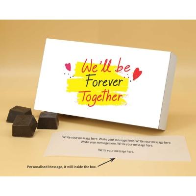 Best Gift For Valentine   Almond Chocolates 18Pcs  Valentaine Day 05RANP2