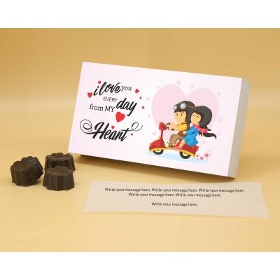 Best Valentine Gift Online   Fruit  Nuts 6Pcs  Valentaine Day 07FNNPA