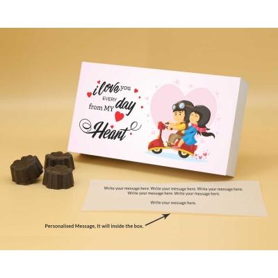Best Valentine Gift Online   Fruit  Nuts 6Pcs  Valentaine Day 07FNNPB