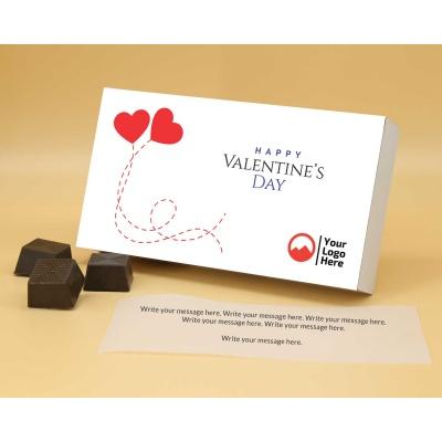 Corporate Valentine Gift   Almond Chocolates 12Pcs  Valentaine Day 10RANP1