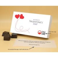 Best Valentine Gift | Roasted Almond Chocolates 12Pcs  Valentaine Day 10RANP2