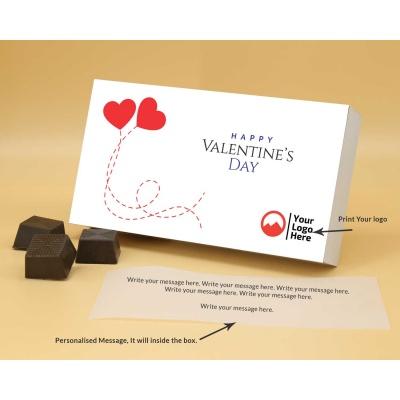 Corporate Valentine Gift   Almond Chocolates 12Pcs  Valentaine Day 10RANP2