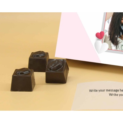 Best Customised Choclates Box   Butter Scotch 6Pcs  Valentaine Day 15BSNPC