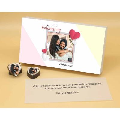 Photo Printed Valentine Gift 6 Pcs  Valentaine Day 15HAPA