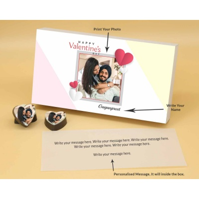 Photo Printed Valentine Gift 6 Pcs  Valentaine Day 15HAPB