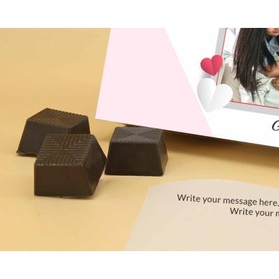 Couple Photo Valentine Gift   Almond Chocolates 18Pcs  Valentaine Day 15RANPC