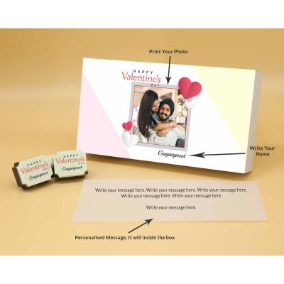 Photo Printed Valentine Gift 18 Pcs  Valentaine Day 15RAPB