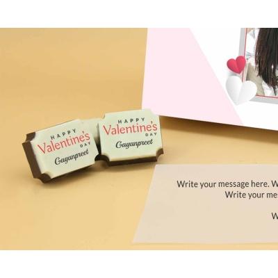Photo Printed Valentine Gift 18 Pcs  Valentaine Day 15RAPC
