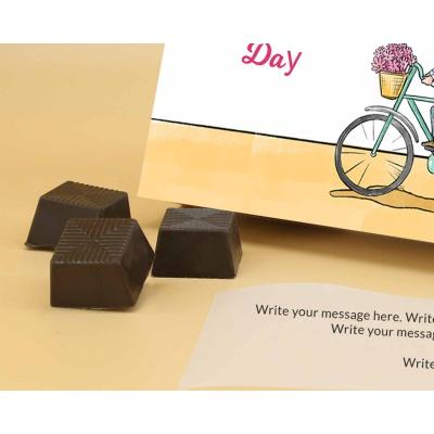 Romantic Chocolate Gift   Roasted Almonds 12Pcs  Valentaine Day 16RANPC