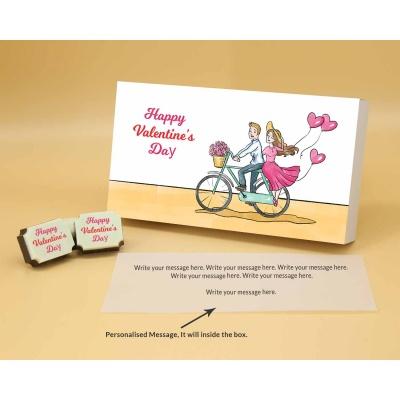 Romantic Couple Chocolates 12 Pcs  Valentaine Day 16RAPB 1