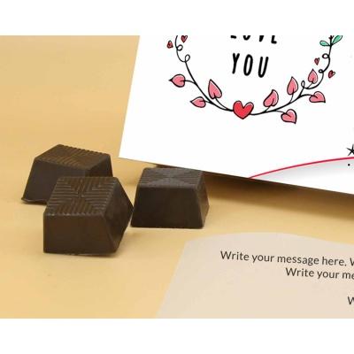 Customised Chocolates For Valentine | Almonds 6Pcs  Valentaine Day 17RANPC