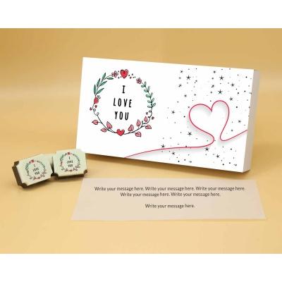 Chocolates For Couple 6 Pcs  Valentaine Day 17RAPA