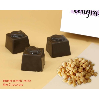 Congratulations Giveaway| Butter Scotch 18Pcs  Valentaine Day 19BSNPC