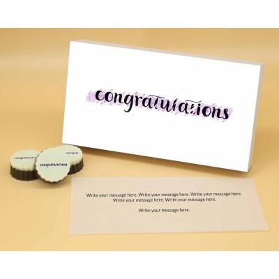 Congratulation Chocolate Box 18Pcs  Valentaine Day 19CAPA