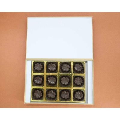 Photo Valentine Chocolates | Fruit  Nuts 12Pcs  Valentaine Day 19FNNPE