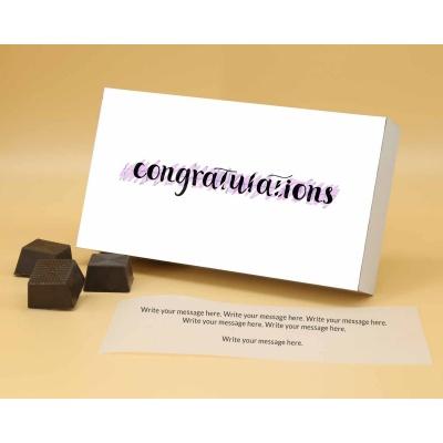 Congratulation Gift | Roasted Almond Chocolates 6Pcs  Valentaine Day 19RANPA