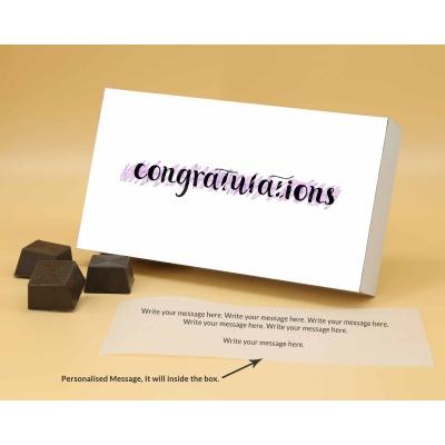 Congratulation Gift | Roasted Almond Chocolates 6Pcs  Valentaine Day 19RANPB
