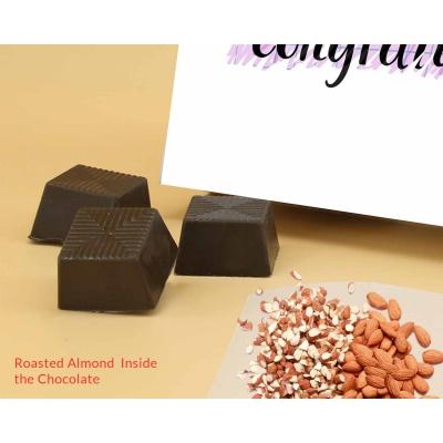 Congratulation Gift | Roasted Almond Chocolates 6Pcs  Valentaine Day 19RANPC