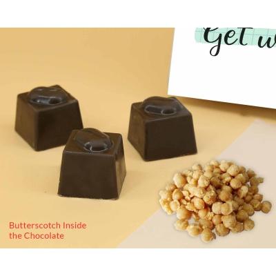 Get Well Soon Chocolates   Butter Scotch 12Pcs  Valentaine Day 20BSNPC