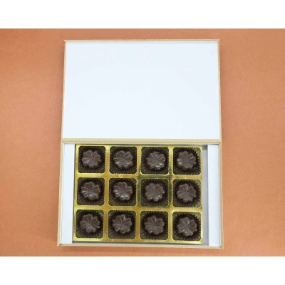 Get Well Soon Chocolates | Fruit  Nuts 12Pcs  Valentaine Day 21FNNPE