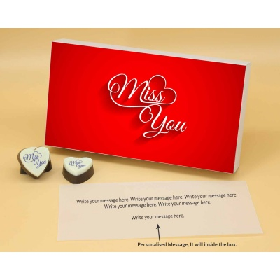 Miss You Valentine Gift 6Pcs  Valentaine Day 21HAPB