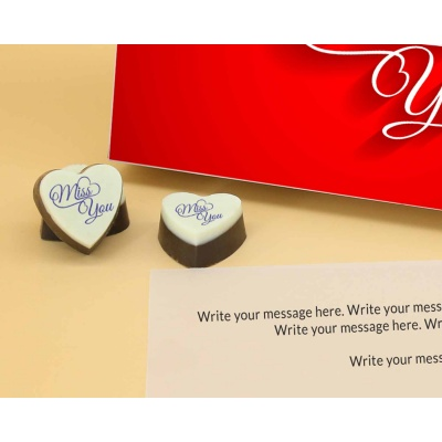Miss You Valentine Gift 6Pcs  Valentaine Day 21HAPC