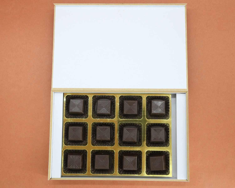 Corporate Valentine Gift | Almond Chocolates 12Pcs  Valentaine Day 21RANPE