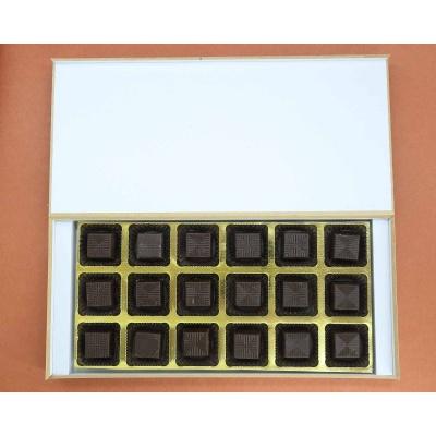 Photo Chocolate Box With Almond Filling 18 Pcs  Valentaine Day 21RANPF