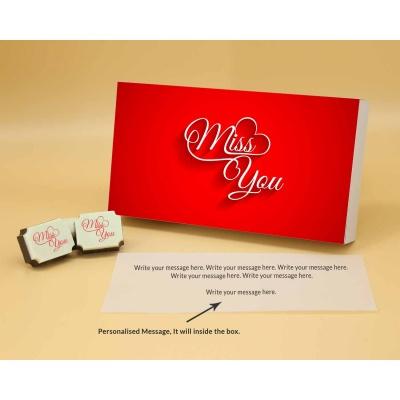 Miss You Valentine Gift 12 Pcs  Valentaine Day 21RAPB