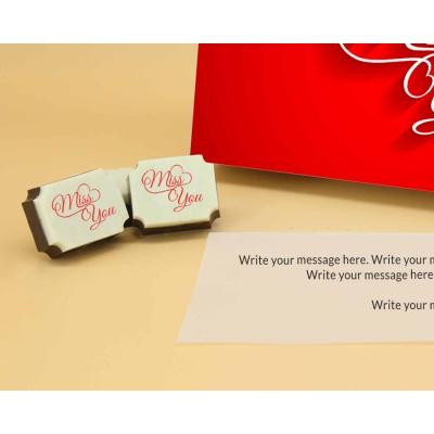Miss You Valentine Gift 12 Pcs  Valentaine Day 21RAPC