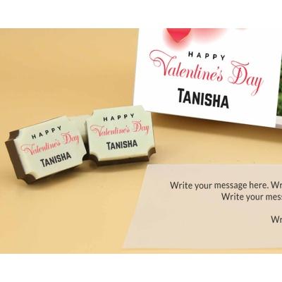 Chocolate For Valentine Gift 12 Pcs  ValentaineDay02RAPC