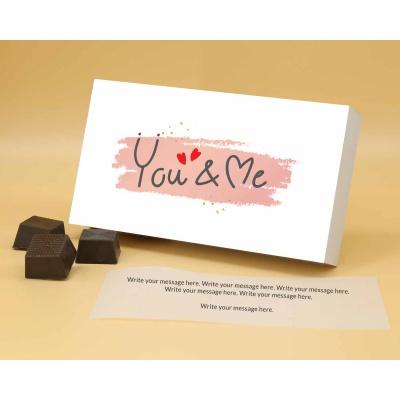 You  Me Valentine Gift   Almond Chocolates 6Pcs  ValentaineDay11RANP6A