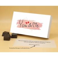 Love You Gift For Valentine | Almond Chocolates 18Pcs  ValentaineDay11RANP6B