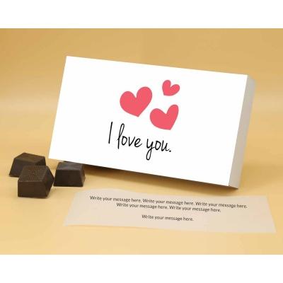Love You Gift For Valentine | Almond Chocolates 18Pcs  ValentaineDay12RANPA