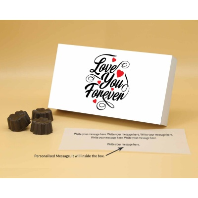 Romantic Chocolate Gift | Fruit  Nuts 12Pcs  ValentaineDay13FNNPB