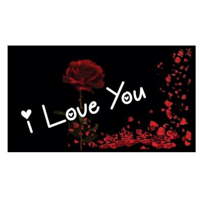 I Love You Chocolates Gift for Love boy Girl  6 pcs  Valentine Day 08 06 C
