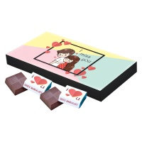 Best Missing You Chocolate Gift Box For Girlfriend