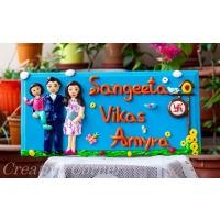 family nameplate