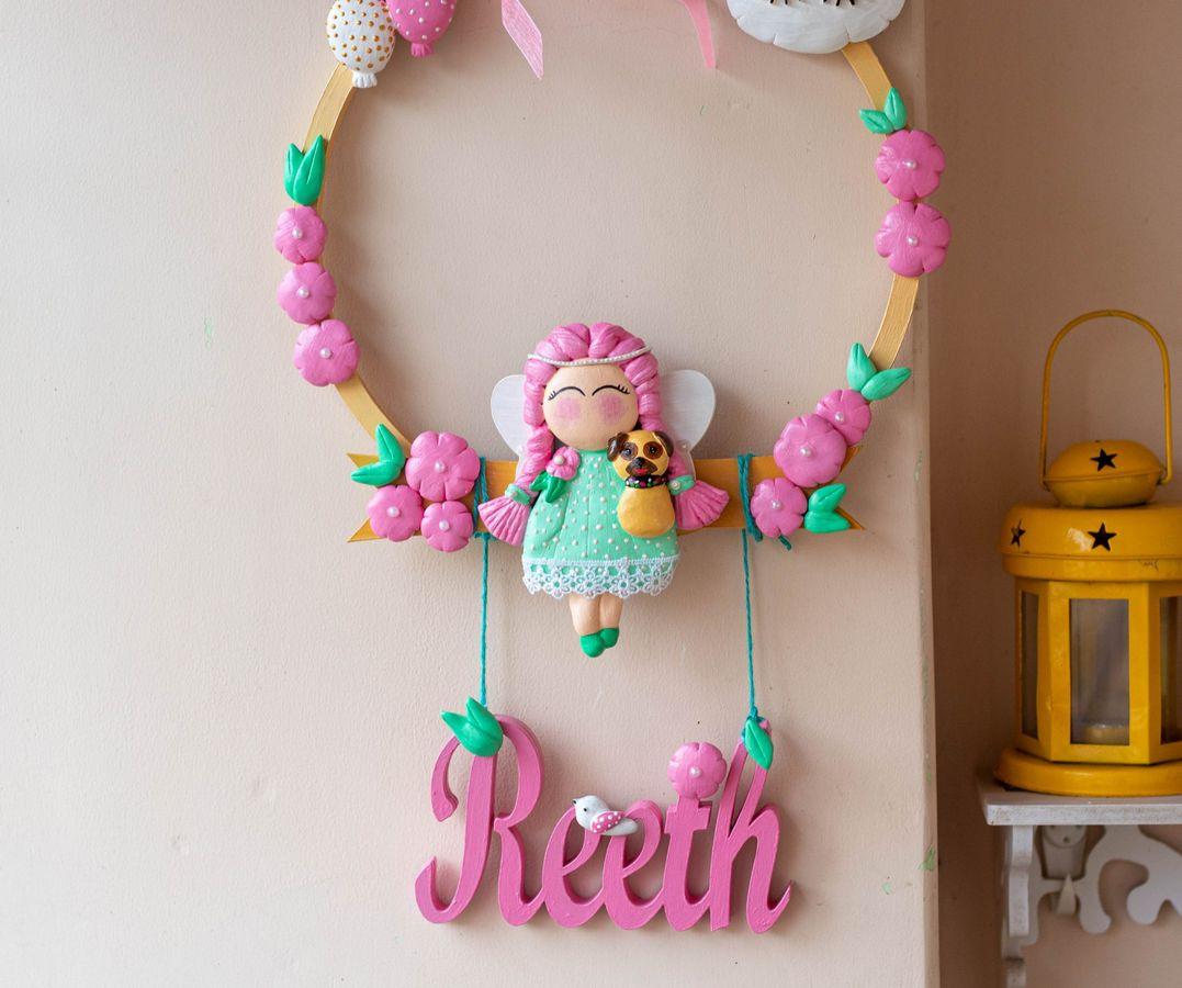 Super Cute Customized Kids Nameplate