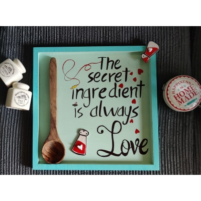3D Clay Art Wall Decor  hand made home decor cocktail of thoughts hitchki 1 029