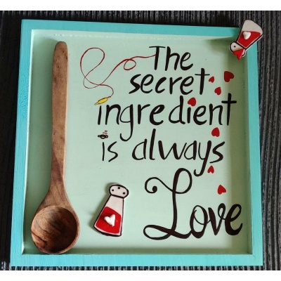 3D Clay Art Wall Decor  hand made home decor cocktail of thoughts hitchki 1 036
