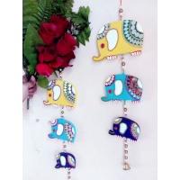 handmade designer elephant Dangler
