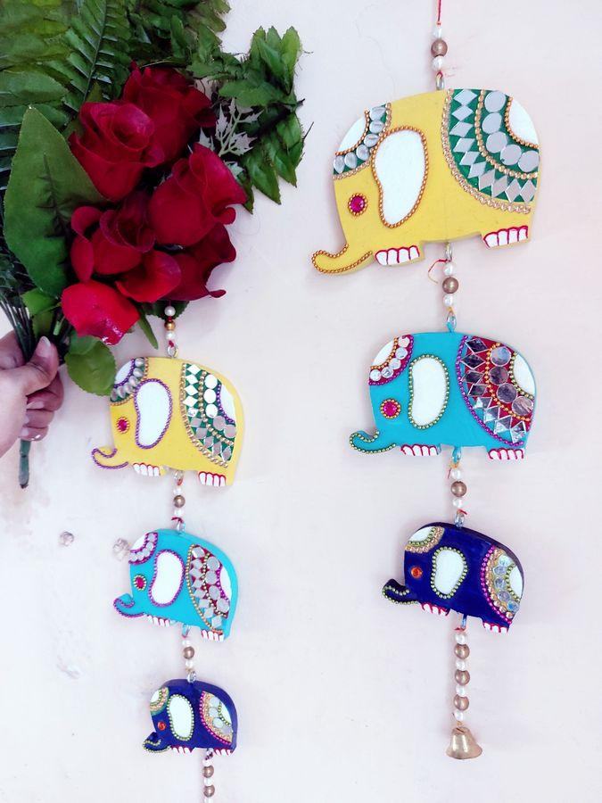 Customized Handmade Designer Elephant Dangler  handmade designer elephant Dangler