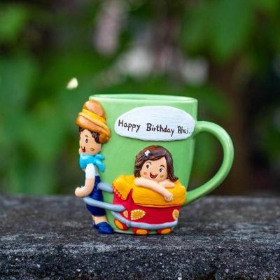 Birthday themed Coffee Mug Creative Corner  hitchki unique customized creative personalized artworks for gifts 004