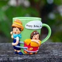 Birthday themed Coffee Mug - Happy Birthday Mug