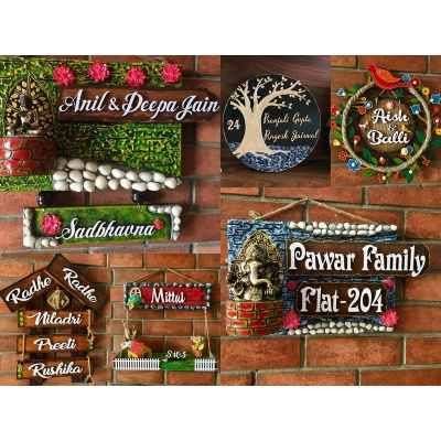 15 Name Plate Designs Image Idea Engraved nameplate house name plates