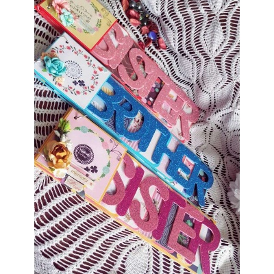 The Pink Umbrella  Rakhi Albums  pink umbrella hitchki creative handmade gifts 05 0005